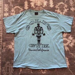 Vintage Gold's Gym T-shirt